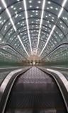 Warszawa för tunnelbanastation Arkivbild