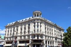 Warszawa - Hotelowy Bristol Obrazy Stock
