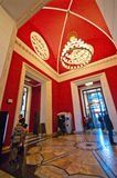 Warszawa, kultury i nauki pałac, Fotografia Stock