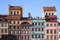 Warszawa Royalty Free Stock Photos