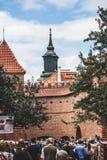 Warszawa Royalty Free Stock Images