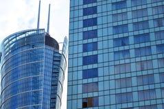 Warszawa Polen, 16 Maj 2016 Hilton Warsaw Arkivfoto
