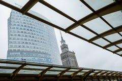 Warszawa, Polland - Obraz Stock