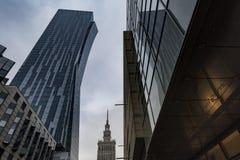 Warszawa, Polland - Fotografia Royalty Free