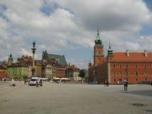 Warszawa royal palace, Poland Royalty Free Stock Photography