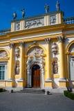 Warszawa Wilanow Royal Palace Royaltyfria Foton
