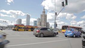 Warszawarondo arkivfilmer