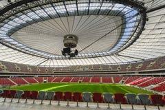 Warszawski Krajowy Stadium Zdjęcia Stock