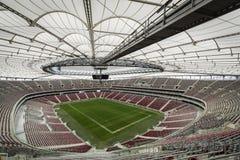 Warszawski Krajowy Stadium, Polska Fotografia Stock
