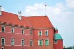 Warszawski Polska, 22 2016 Maj zamek królewski Warsaw Obrazy Royalty Free