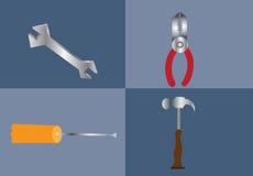 Warsztatów narzędzia 2 Fotografia Stock