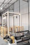 Warsztat dla produkci polypropylene i polietylen Zdjęcie Royalty Free