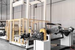 Warsztat dla produkci polypropylene i polietylen Obrazy Stock