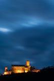 Wartburg στο σούρουπο Στοκ Εικόνα