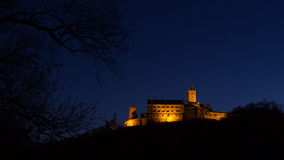 Wartburg Castle Στοκ Φωτογραφίες