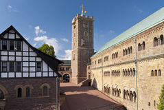 Wartburg Castle Royalty Free Stock Photos