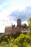 Wartburg Castle Royalty Free Stock Photo