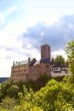 Wartburg Castle Royalty Free Stock Photo