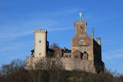 The Wartburg Castle Royalty Free Stock Images
