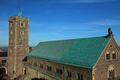 The Wartburg Castle Royalty Free Stock Photo