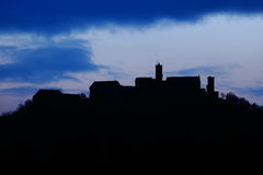 The Wartburg Castle Stock Photography