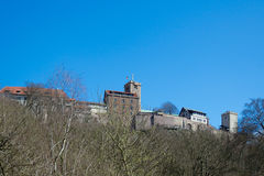 Wartburg castle, Germany Royalty Free Stock Image
