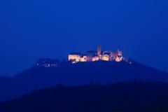 Wartburg Castle Germany Stock Image