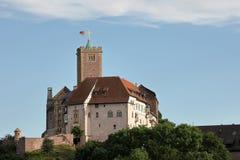 Wartburg Castle near Eisenach in Thuringia. The Wartburg Castle near Eisenach in Thuringia Royalty Free Stock Photo