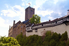 Wartburg Castle Stock Photography