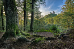 The Wartburg castle Stock Photo
