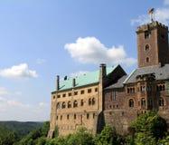 Wartburg castle Stock Image