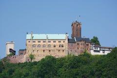 Wartburg, Eisenach Royalty Free Stock Photography