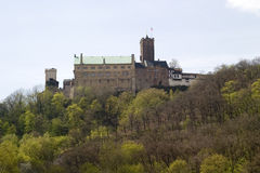 The Wartburg, Germany Royalty Free Stock Images