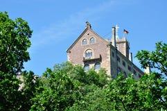 Wartburg Royalty Free Stock Photography