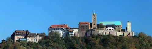 Wartburg-Schloss in Deutschland stockfoto