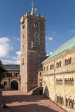 Wartburg slott Royaltyfri Fotografi