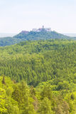 Wartburg View. View of the Wartburg in Germany Stock Photography