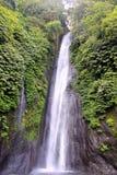 Warterfall di Munduk a Bali fotografia stock