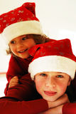 Warteweihnachten Stockbild