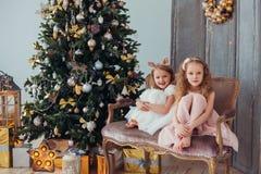 Warteweihnachten lizenzfreies stockfoto
