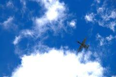 A-10 Warthog跨线桥 库存照片