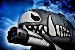 A10 Warthog Fotografia Stock Libera da Diritti