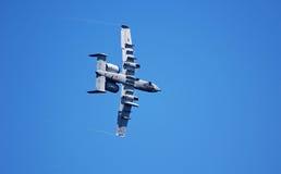 Warthog Flugzeug Stockfotografie