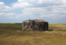 Wartime Bunker Royalty Free Stock Image