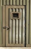Wartime Door Royalty Free Stock Image