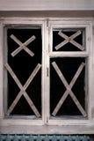 Wartime window Royalty Free Stock Image
