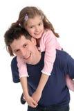 wartość córkę ojca zdjęcie royalty free
