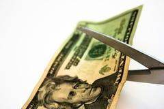 Wartość dolar Zdjęcie Stock