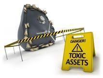wartości pojęcia substancja toksyczna Zdjęcia Royalty Free