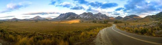 Wartownika pasmo Tasmania Zdjęcie Royalty Free